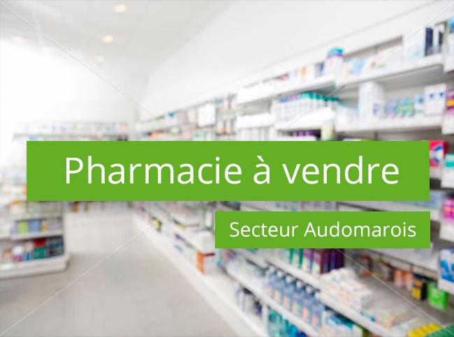 Pharmacie à vendre Secteur Audomarois