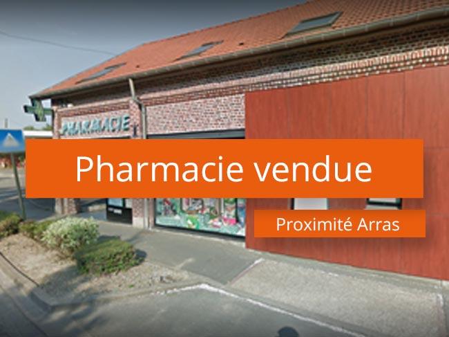 pharmacie à vendre secteur Avesnois