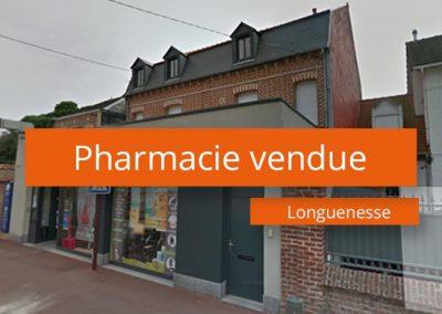 Pharmacie vendue Longuenesse