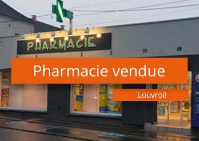 Pharmacie à vendre Périphérie Maubeuge
