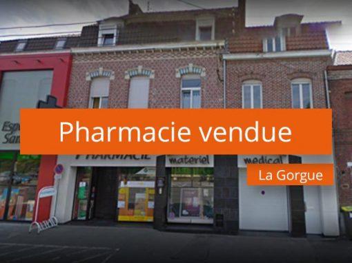 Pharmacie à vendre proche de la Lys
