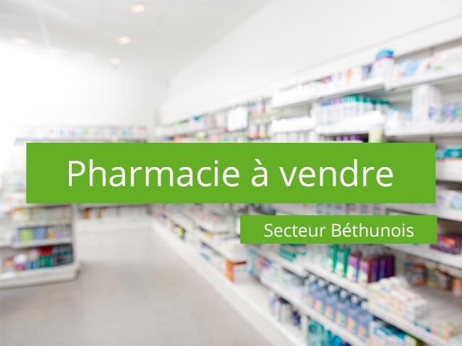 Pharmacie à vendre Secteur Béthunois