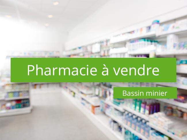 Pharmacie à vendre Bassin minier