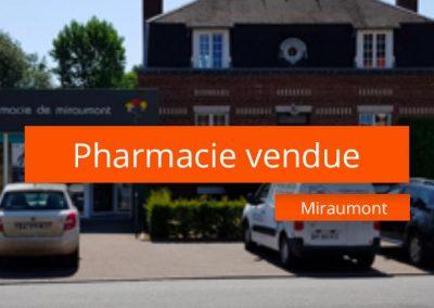 Pharmacie à vendre Secteur rural Arras – Amiens