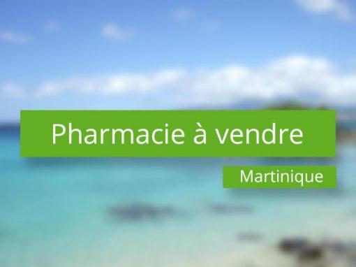 Pharmacie à vendre en Martinique