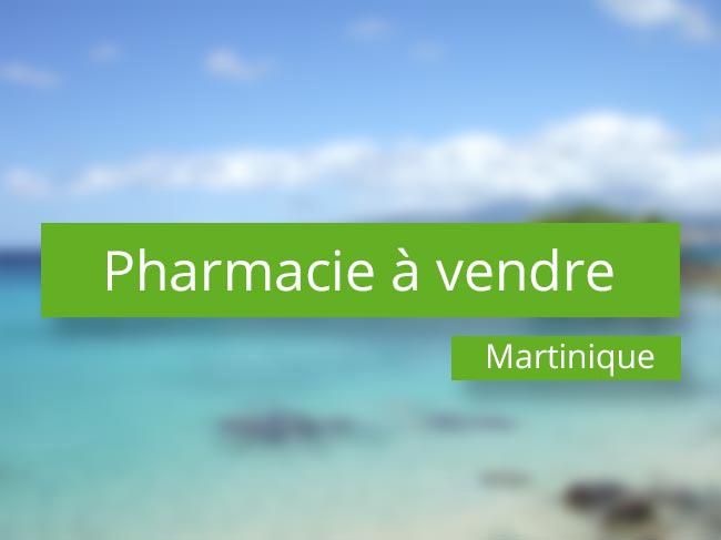 pharmacie à vendre Martinique
