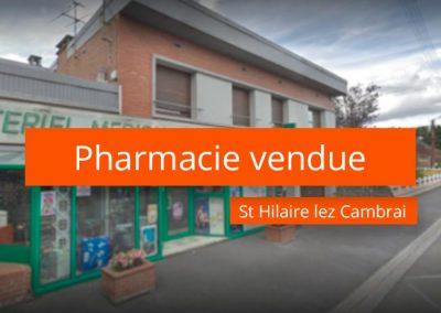 Pharmacie à vendre Secteur rural